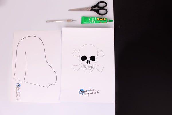 DIY: Pirate's Hat