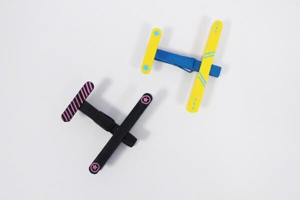 DIY Wooden Planes