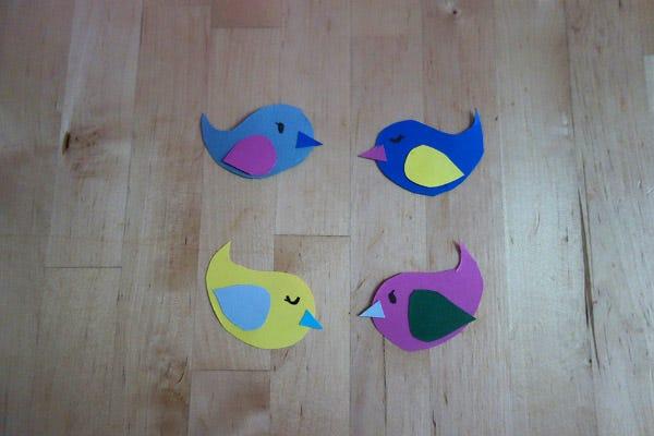 DIY Bird Table