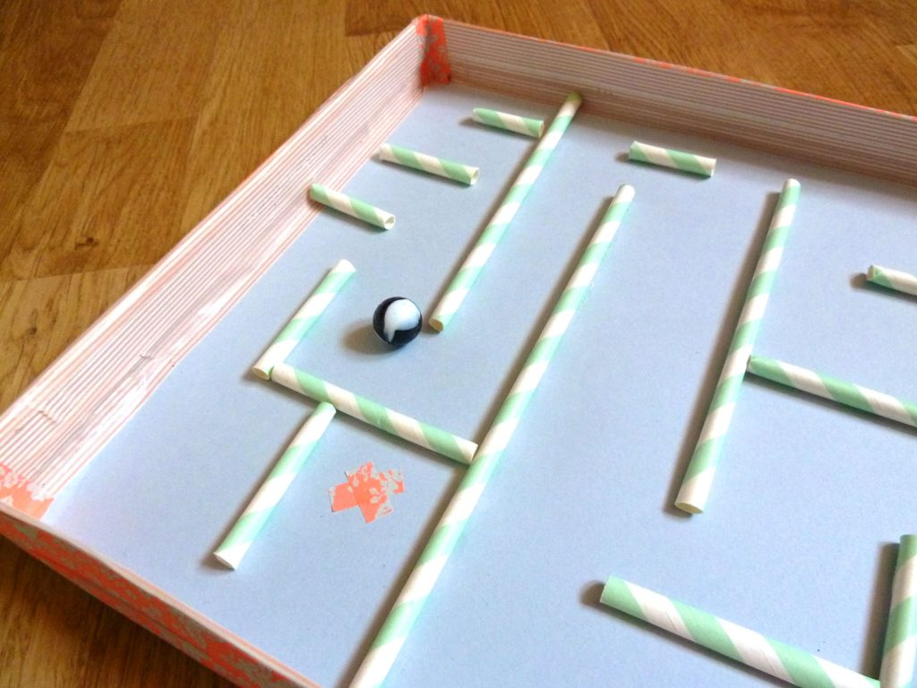 DIY Maze