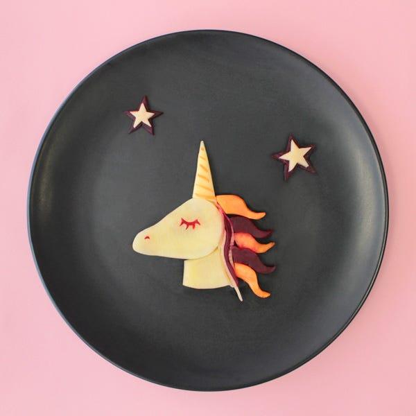Fun Food Unicorn