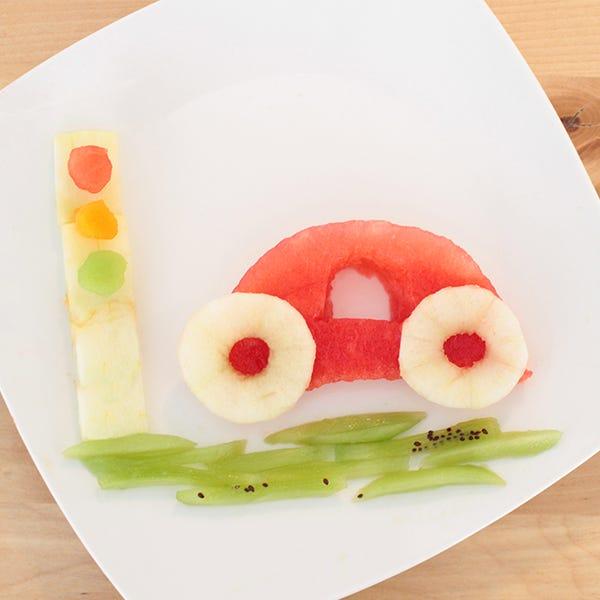 Fun Food Car