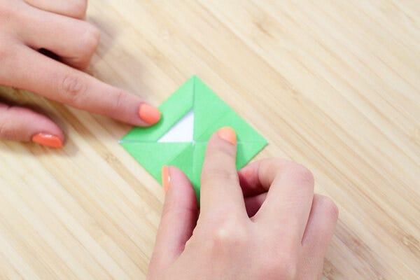 DIY Origami Jars
