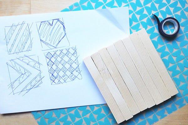 DIY Wood Puzzle