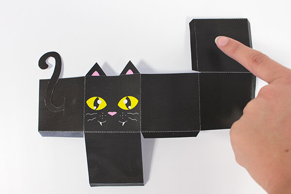 DIY Halloween Candy Boxes