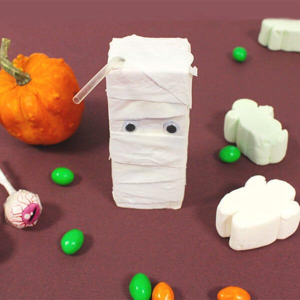 Terrifying Food Art