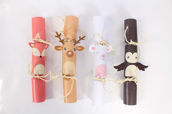 Christmas Crackers DIY