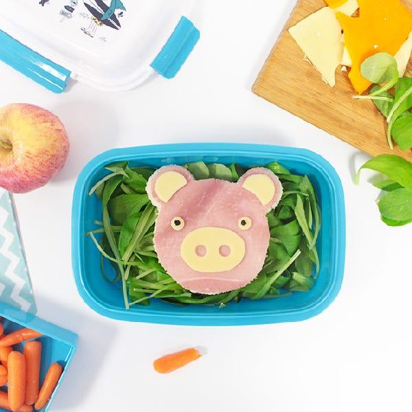 Pig fun food