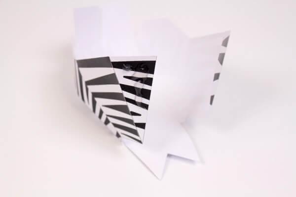 DIY paper trophies