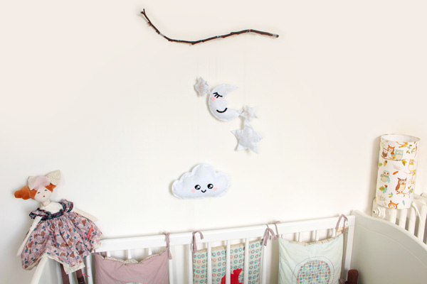 Child's room mobile