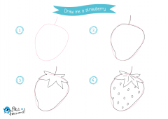 Learn How to Draw Fruits
