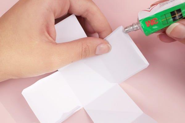 DIY Alphabet Letter Cubes