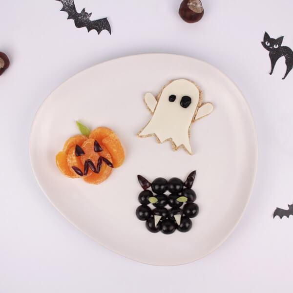 Scary Halloween snacks