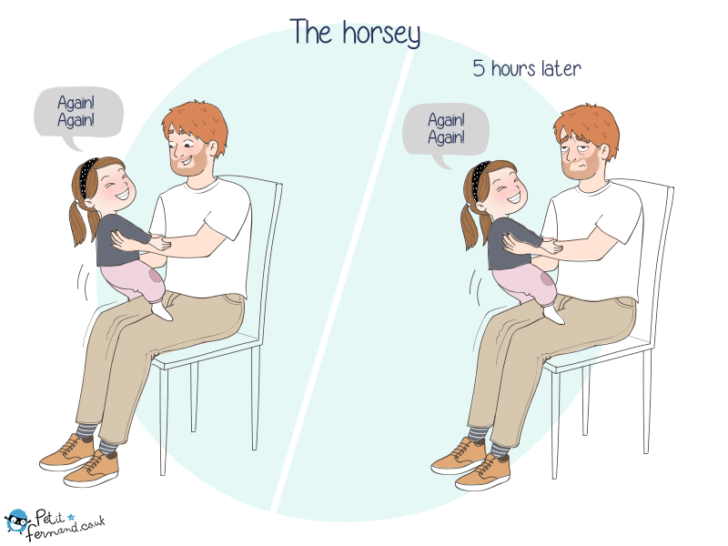The horsey