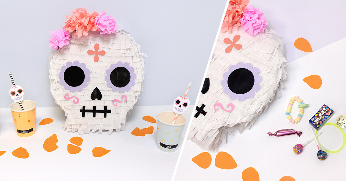 Calavera Piñata I Petit Fernand
