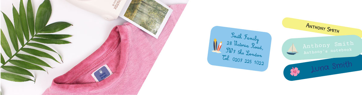 Check out the surf theme for our personalised products!