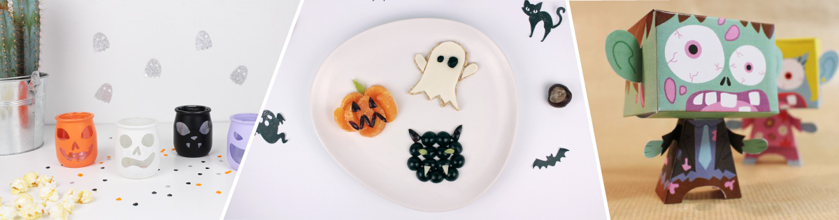 Find out our activities and DIY for a thrilling Halloween party!