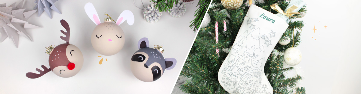 Find out all our ideas and DIY for Christmas decorations