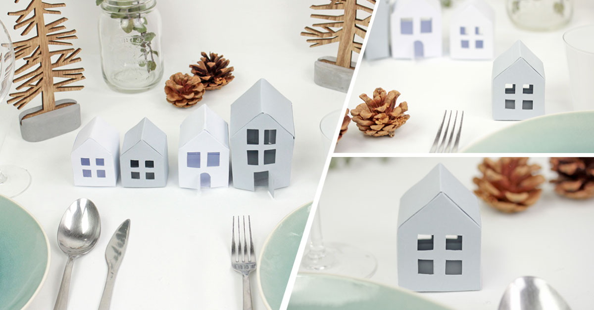 Follow a few steps to create an amazing Christmas table setting