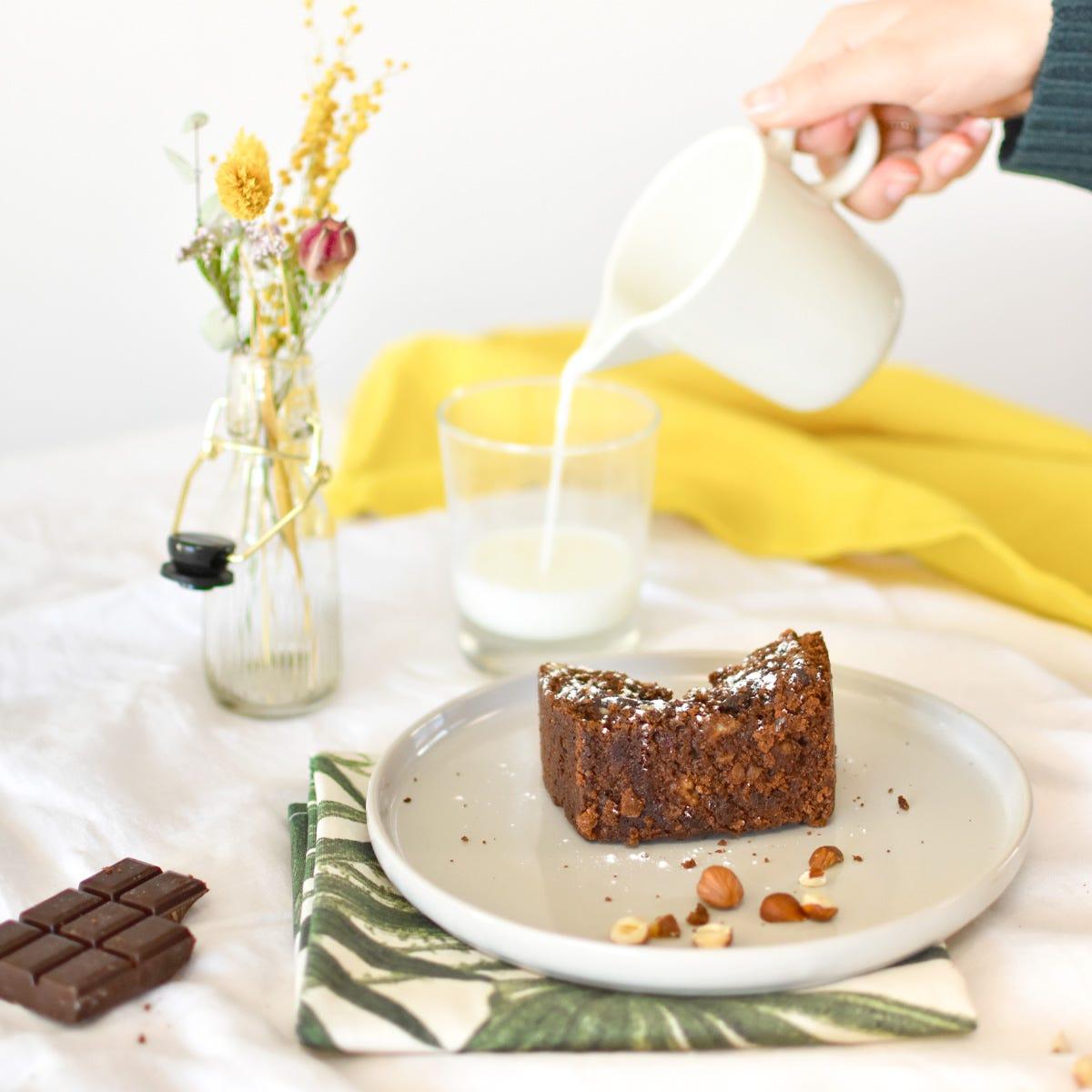 Chocolate is always a good idea!