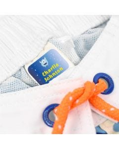 Petit-Fernand I Stick-on labels for clothes