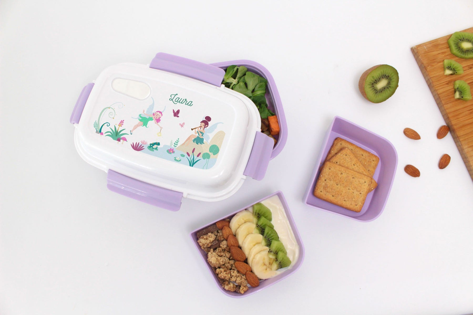 Personalised lunch boxes for kids | Petit-Fernand